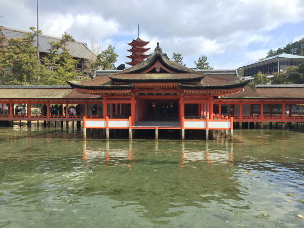 研修旅行  ❔ in 広島 ウッドワン
