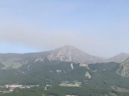 阿蘇火山灰